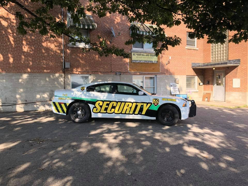 KC Security Vehicle